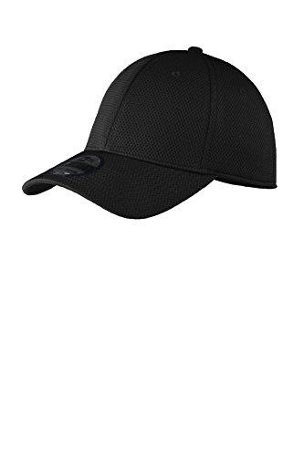 New Era Tech Mesh Cap, Black, Large/X-Large
