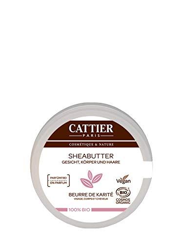 Cattier Paris: Sheabutter, rein 20 g (20 g),