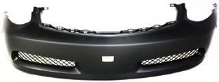 2003 infiniti g35 bumper