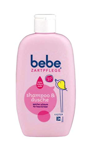 BeBe Sanftes Shampoo & Dusche 200ml