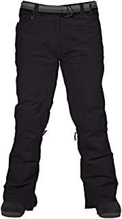 PWDR Room Women's Trace Pants Small Black [並行輸入品]