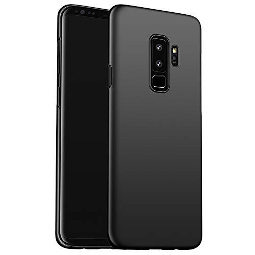 Tybaker Compatibel met Samsung Galaxy S9 Plus hoes telefoonhoes ultra slim hard mat anti-kras volledige bescherming telefoonhoes hard case cover beschermhoes voor Samsung Galaxy S9 Plus