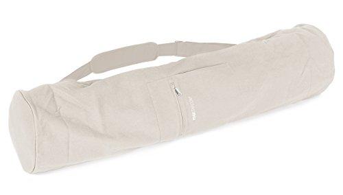 Yogistar Yogatasche Extra Big - Baumwolle - 100 cm - Naturweiß