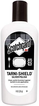 3M 625 Tarni-Shield Silver Polish, 8 Oz