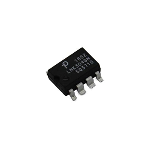 LNK304GN PMIC AC/DC switcher,SMPS controller Uin: 85-265V SMD-8B POWER INTEGRATI