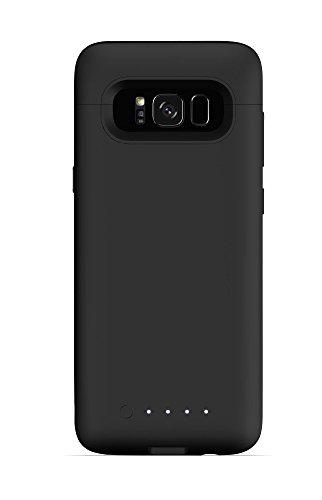 mophie 4017_JP-SGS8-BLK-I Juice Pack Schützenden Gehäuse für Samsung Galaxy S8 schwarz