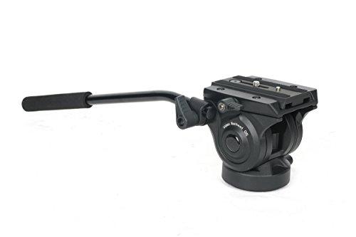 Camera Plus - Q-II Heavy Duty leggero Fluid Video Head...