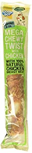 Good Boy Pawsley and Co Mega Chewy Twist with Chicken 26cm 70gm (Case of 18)