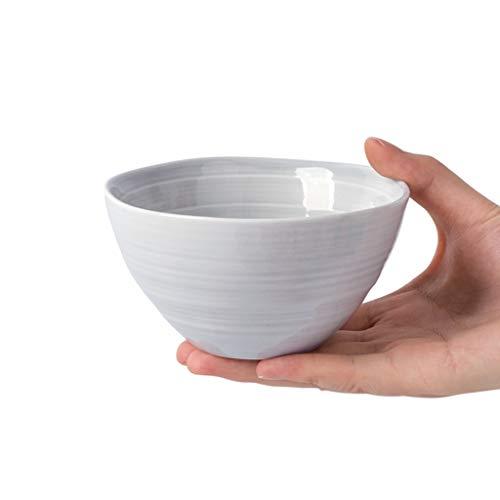 YYF Bol nordique en céramique simple - Warm Tone Creative 4.5-5\