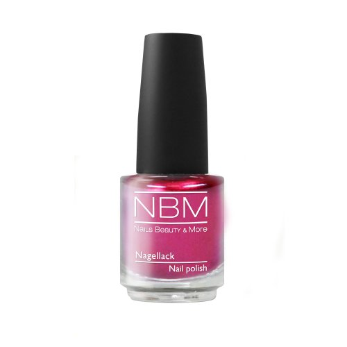 NBM Nagellack Nr. 101 berry drop, 14 ml