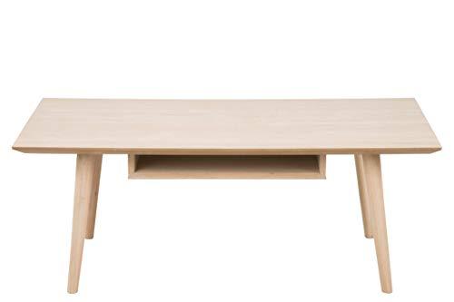 AC Design Furniture 64583 Century Table Basse Blanc L/B/H env. 115/60/42 c