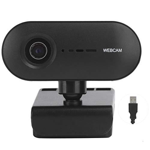 Cámara HD, práctica cámara giratoria rápida de Alta definición, portátil para enseñanza en línea Colección de Retratos de videoconferencia Win7 / Win8 / Win10