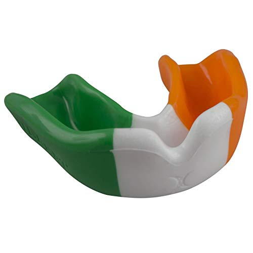 Gilbert Mundschutz, für Rugby, Erwachsene–Flagge Irland