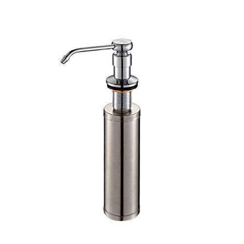 hongbanlemp Household Dispensador de Jabón Cocina de 250 ml Jabonera Loción Dispensador de jabón Accesorios for lavavajillas Accesorios de baño Dispensador de Loción