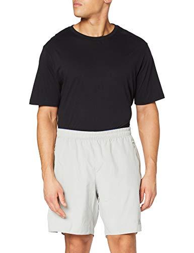adidas Saturday Short Pantalón Corto, Hombre, grimet/azurea, S 9'