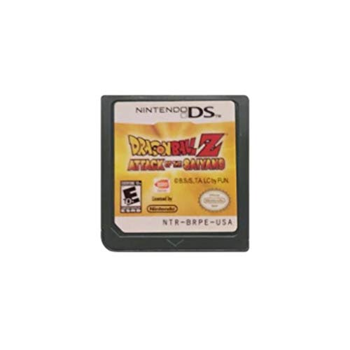 Jhana Dragon Ball Z Attack Sayans Game for Nintendo DS Game Console US Version (Reproduction)