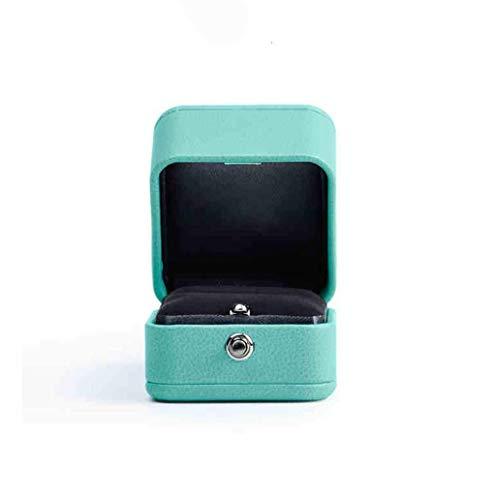 Decoratieve box Sieraden kast betrokkenheid trouwring box sieraden doos grote sieraden doos Juwelendoos
