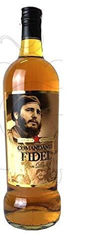 RON DORADO COMANDANTE FIDEL