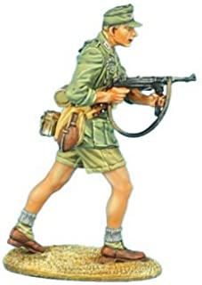First Legion DAK031 Das Deutsche Afrika Korps Stabsgefreiter with MP40