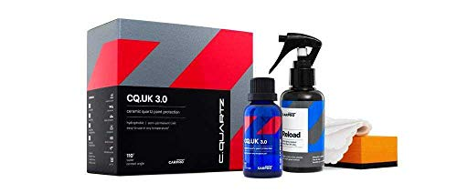 CarPro CQuartz UK 3.0_50ml Kit (50ml Kit w/Reload)