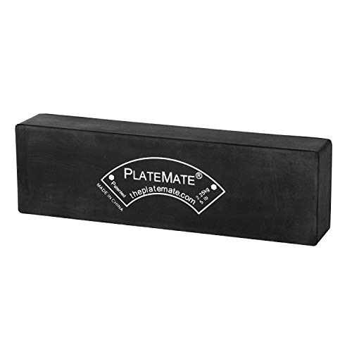 Plate Mate 5 lb. Brick (Single) - Magnetic Add-On Weight for Selectorized Weight Stack Machines