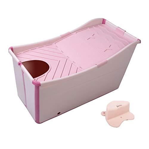 Opvouwbare badkuip, badkuip voor thuisgebruik, complete wastafel voor kinderen, van robuust kunststof, antislip.
