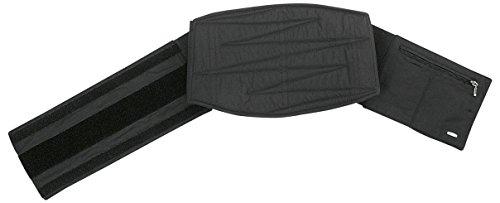 Germot Bredfort Nierengurt, Farbe schwarz, Größe L