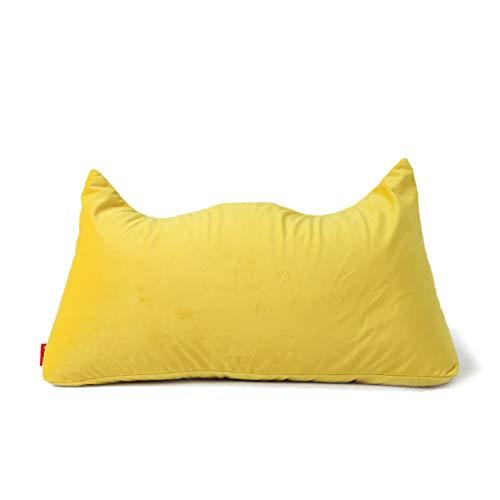 SD Un Pouf/Bean Bag Chaise/Fauteuil/Chaise De Sol/Confortable/Tissu Doux/avec Fermeture Éclair/pour Enfants Et Adultes/37 * 68 * 15 cm
