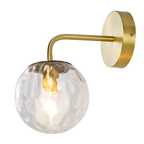 ZTBGY Dormitorio de Noche la lámpara de Pared, Moderno Minimalista Pasillo Corredor...