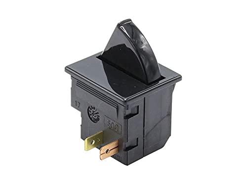 SECURA Sitzschalter Kontaktschalter kompatibel mit Castelgarden CT 13,5/90 H Rasentraktor
