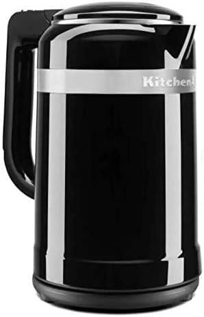 popular KitchenAid KEK1565OB Electric Kettle new arrival wholesale - Onyx Black outlet online sale