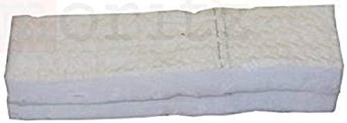 Moritz - Esponja cerámica (lana, 30 x 10 x 1,3 cm para usar con etanol, 2 unidades)