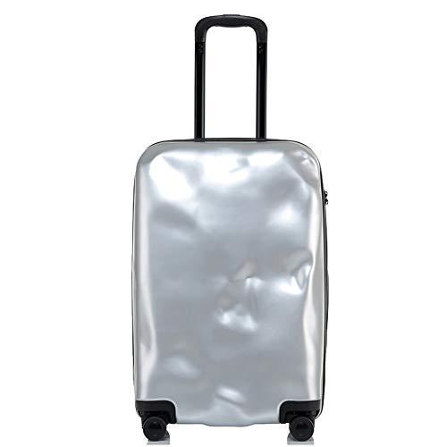 Lichte zakelijke schaatsen laptop trolley case 26 inch harde schaal PC + ABS koffer 4 360 graden rollende cabine (33 * 20 * 50cm)