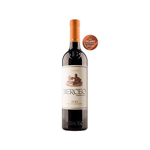 Berceo Tempranillo DOCa Rioja. Caja de 6 botellas