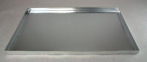 Aschkasten zum Grillen Ofenkasten Grillkasten Kohleschale Kamin Schale Kasten Kohle 60x40 cm