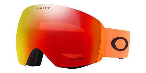 Oakley Flight Deck Snow Goggle, Team Oakley, Large