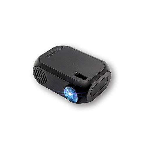 モバイルプロジェクター プロジェクター プロジェクタ 小型プロジェクター モバイル スマホ 600 ルーメン HDMI 対応 高画質 iOS11 軽量 USB ホームシアター