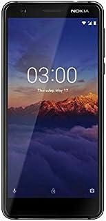 Nokia Nokia3.1 Smartphone, 16 GB Dual SIM Black