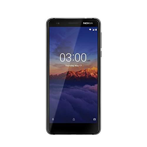 "Preisvergleich Produktbild Nokia 3.1 13.2 cm (5.2"") 2 GB 16 GB 4G Black 2990 mAh"