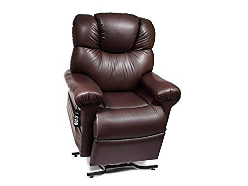 The Perfect Ultimate Sleep - Lift Recline Chair, Zero Gravity, Sleep Includes Heat & Massage and Exclusive Power Pillow … (Coffee Bean -Include White Glove Delivery)
