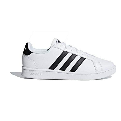 Chaussures Met Seeley Blanche Noir Homme Core Adidas Ftwr