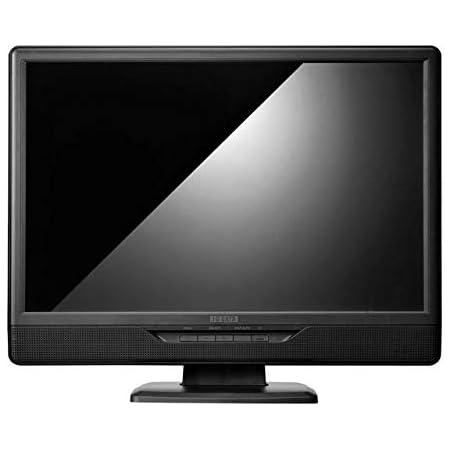 I-O DATA 19インチワイド液晶ディスプレイ(ブラック) LCD-AD191XB2
