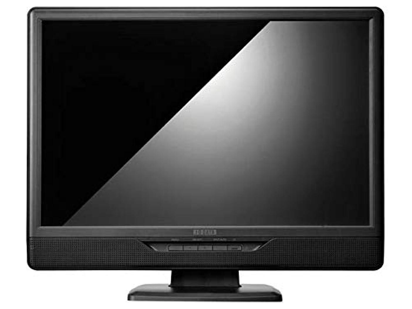 謙虚な幾分申し込むI-O DATA 19インチワイド液晶ディスプレイ(ブラック) LCD-AD191XB2