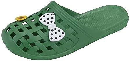 Starbay Kids Garden Slippers with Non-Slip Rubber Soles