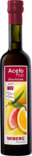 Wiberg AcetoPlus Zitrusfrüchte, 1er Pack (1 x 500 ml)