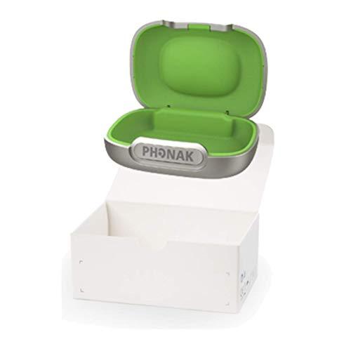 Phonak Hörgeräte Etui - Aufbewahrungsbox für Hörgeräte - Hardcase - large/groß