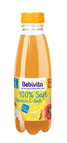 Bebivita Vitamin-C-Saft, 6er Pack (6 x 500 ml)