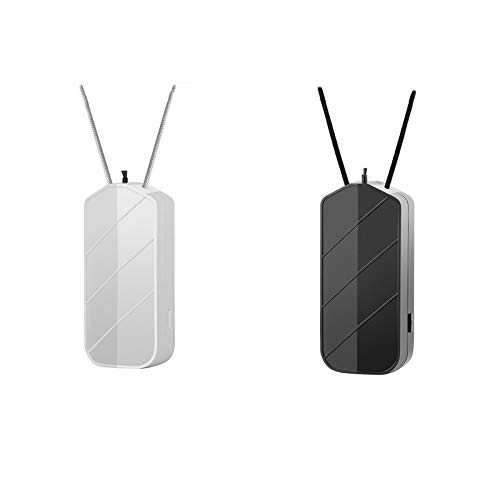 Wearable Air Purifier Portable Necklace Air Purifier Portable Travel Air Purifier, The Best Air Purifier After a Fire for Both Kids and Adults Low Noise with USB