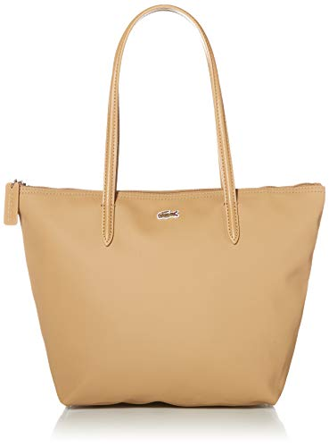 Lacoste L.12.12 Small Tote Bag, Tan