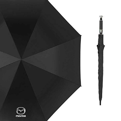 Rolls-Royce Regenschirme, Golfschirme, Vollfaserige Langhandschirme Für Wind- Und Sonnenschutz-Businessschirme. Porsche. /Schwarz.